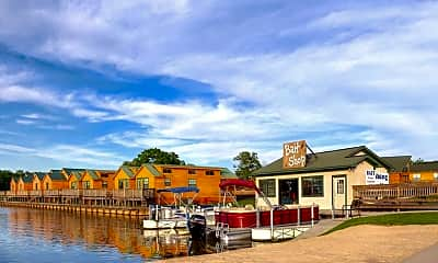 Fishermans Cove Resort, 1