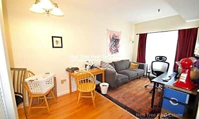 Living Room, 2456 Massachusetts Ave, 1