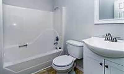 Bathroom, 1201 E Grand Ave, 2