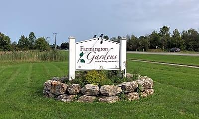 Farmington Gardens, 1