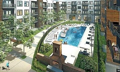 Pool, Solis Parkview, 2