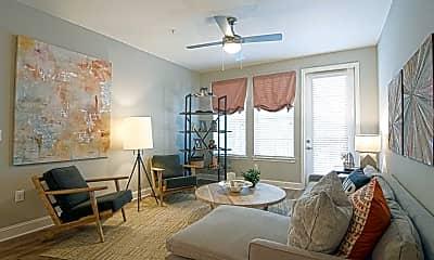 Living Room, Lofts at Seacrest Beach, 1