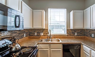 Kitchen, Pavilions at Pebble View, 0