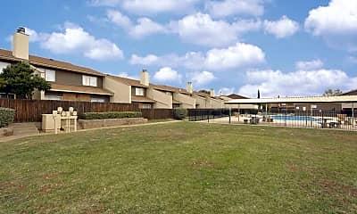 Building, Del Estrado Townhomes, 1