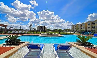 Pool, Midtown Corpus Christi, 0