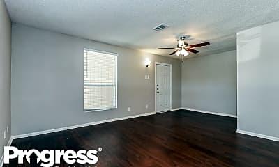 Living Room, 509 Carswell Ter, 1