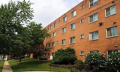Anton House apartments, 2