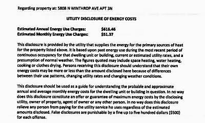 Living Room, 5808 N Winthrop Ave, 2