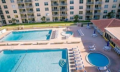 Pool, 4151 S Atlantic Ave 5100, 2