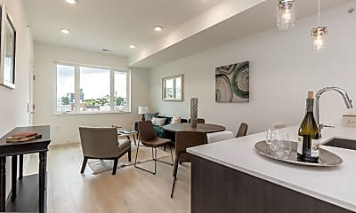 Dining Room, 1229 N 27th St C, 1