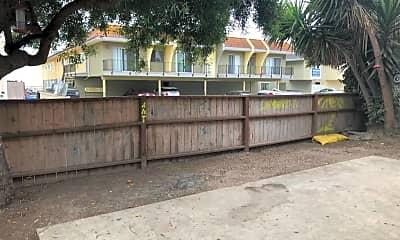 Patio / Deck, 6640 Del Playa Dr, 2