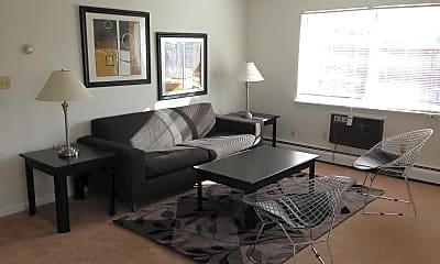 Living Room, Westphal Apartments, 0