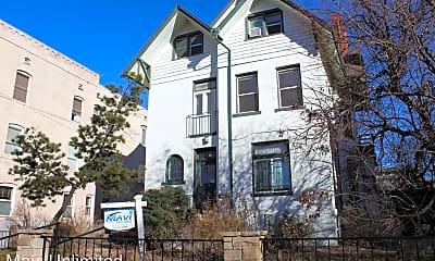 Building, 1454 N Marion St, 2
