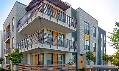 Building, Elan Menlo Park Luxury Apartments, 1