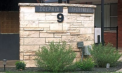 The Dolphin Apartments, 1