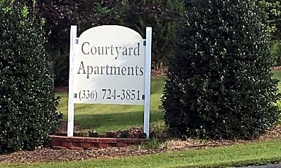 Courtyard Apartments, 1