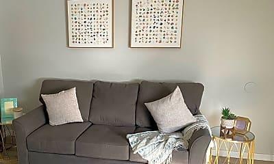 Living Room, 1830 Kirman Ave, 0