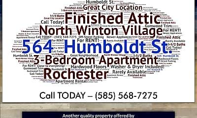 Bathroom, 564 Humboldt St, 2