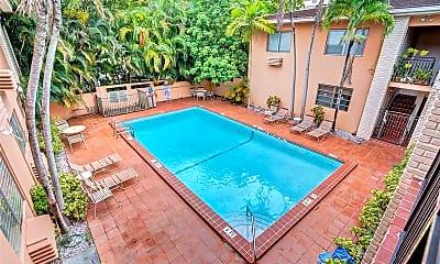 Pool, 218 Santillane Ave 2, 0