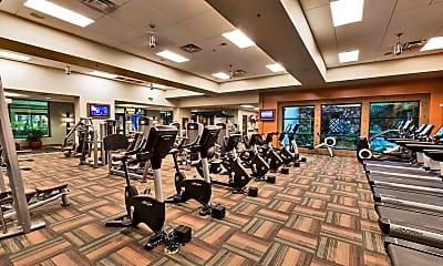 Fitness Weight Room, 60065 E Arroyo Vista Dr, 2