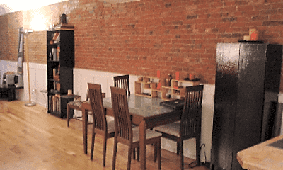 Dining Room, 122 E Genesee St, 1