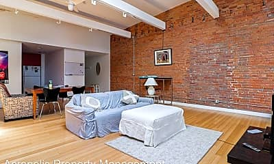 Living Room, 201 S West St, 0