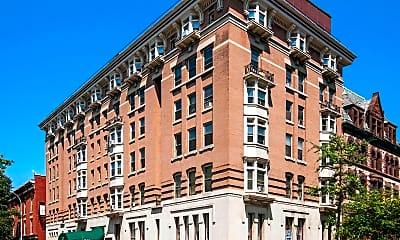 Building, Caldwell Apartments, 0