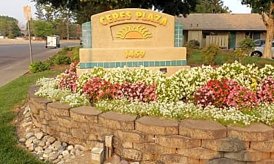 Ceres Plaza Apartments, 1