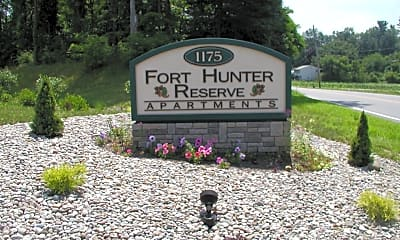 Community Signage, 1175 Fort Hunter Rd, 1