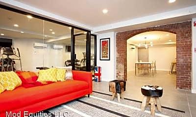 Living Room, 315 Whitney Ave, 2