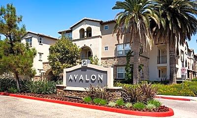 Community Signage, Avalon Camarillo, 2