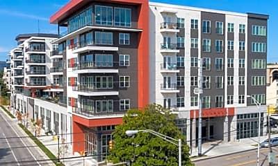 Building, Millennium Music Row, 1