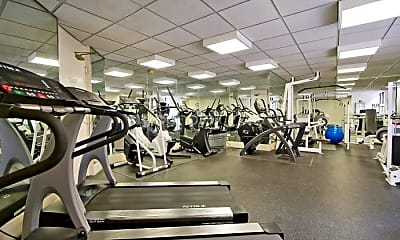Fitness Weight Room, 2250 Broadway, 2