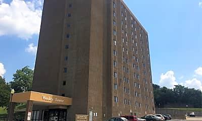 Wesley Senior Towers, 1