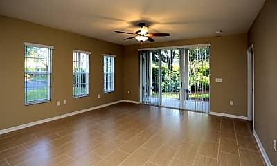 Living Room, Aventine at Miramar, 0