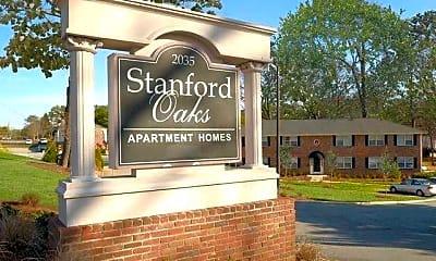 Community Signage, Stanford Oaks, 0
