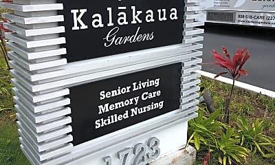 Kalkaua Gardens, 1