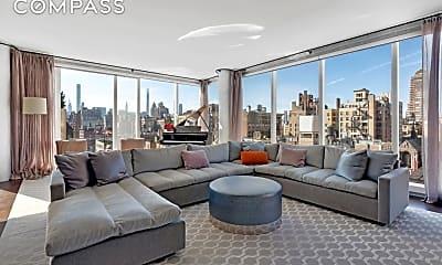 Living Room, 151 E 85th St 14-A, 0