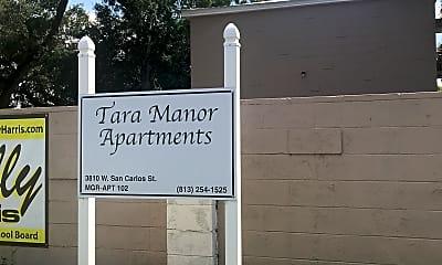 Tara Manor, 1