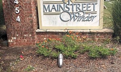 MainStreet Winder, 1