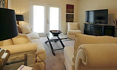 Living Room, Ocean Springs Station, 1