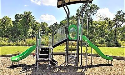 Playground, 8002 Dampton Lane, 2