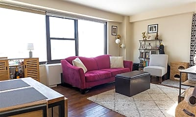 Living Room, 135 Montgomery St 15A, 1