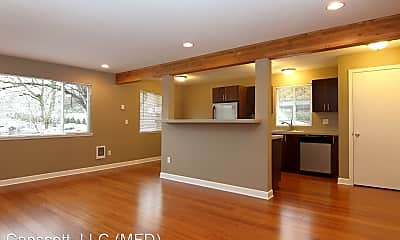 Living Room, 7350 SW Barbur Blvd, 1