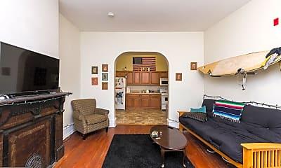 Living Room, 3503 Indian Queen Ln 1, 1