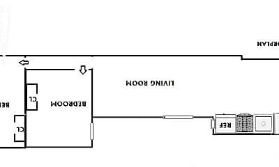 Bathroom, 108 E 97th St, 2