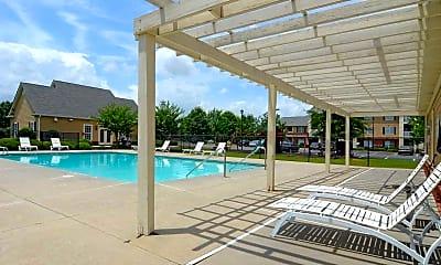 Pool, Salem Chase, 0