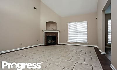 Living Room, 5382 Hidden Meadows Dr, 1