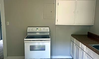 Kitchen, 2433 Myers street, 1