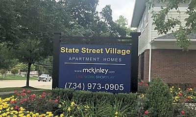 State Street Village, 1